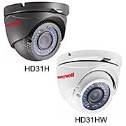 HD31WH IR Ball Camera 960H Resolution VFMI Lens True Day/Night Indoor/Outdoor by Honeywell WHITE